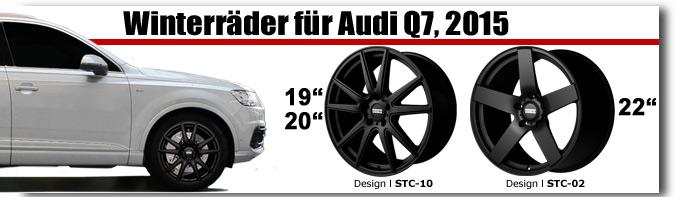 Audi Q7 19 20 22 Zoll